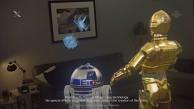 ILMxLab und Magic Leap zeigen Lost-Droids-Demo