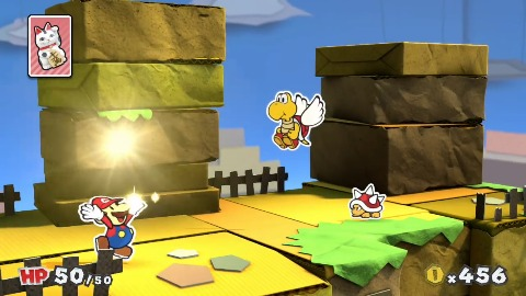 Paper Mario Color Splash - Trailer