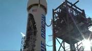 Vierter Testflug von New Shepard - Blue Origin