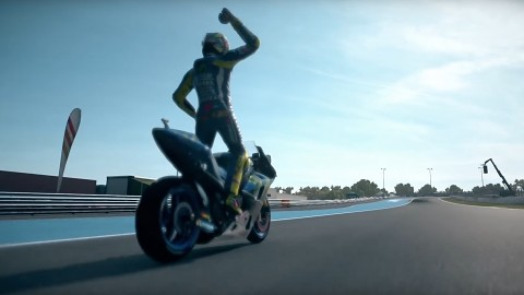 Valentino Rossi The Game - Trailer (Launch)