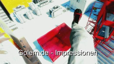 Mirror's Edge - Impressionen