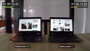 Battery saver in Opera - Herstellervideo
