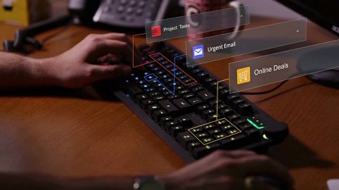 Das Keyboard 5Q (Kickstarter)