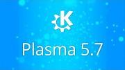KDE Plasma 5.7 (Herstellervideo)