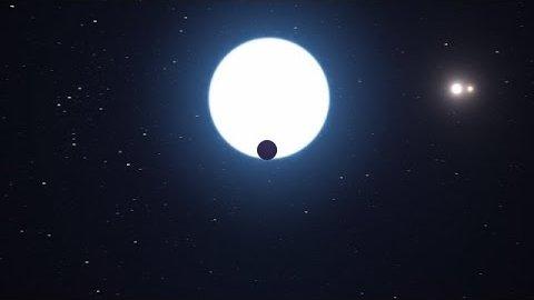 Dreifach-Sternsystem HD 131399 - Eso