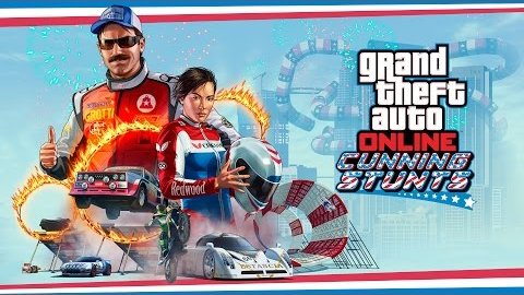 GTA 5 Online - Trailer (Cunning Stunts)