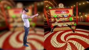 Nvidias VR Funhouse ausprobiert