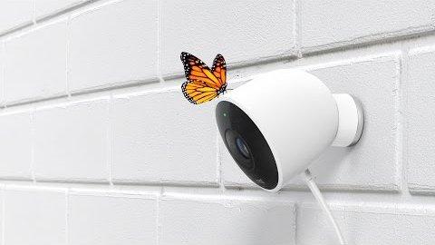Nest Outdoor Cam (Herstellervideo)