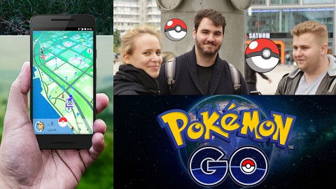 Pokémon-Go-Spieler im Interview