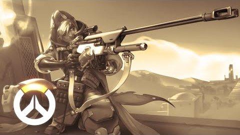 Overwatch - Trailer (Ana Hintergrund)