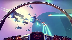 No Man's Sky - Trailer (Fight)
