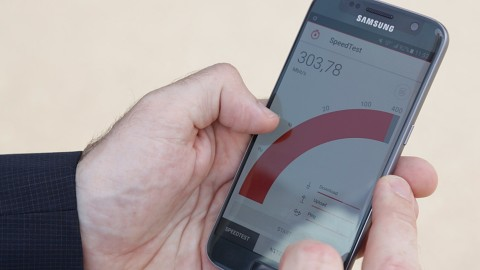 Vodafone 4,5 G angesehen
