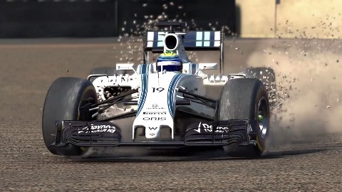 F1 2016 - Trailer (Attract)