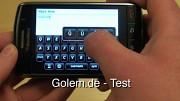 Blackberry Storm 9500 - Test