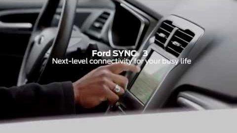 Ford Sync 3 - Trailer