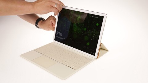Huawei Matebook - Test