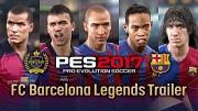 PES 2017 - Trailer (FC Barcelona)