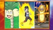 Pokémon Sonne und Mond (Alola-Formen, Z-Attacken)