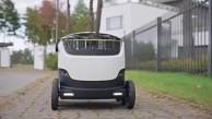 Hermes-Lieferroboter (Herstellervideo)