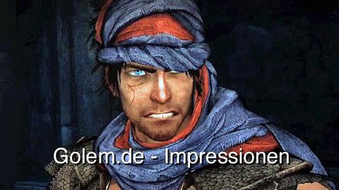Prince of Persia - Impressionen