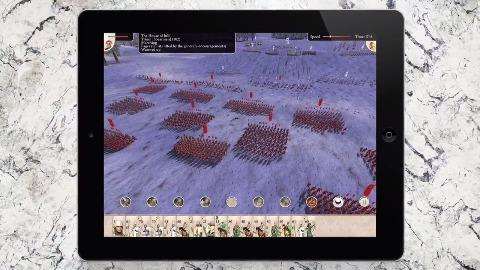 Rome Total War für iPad - Trailer