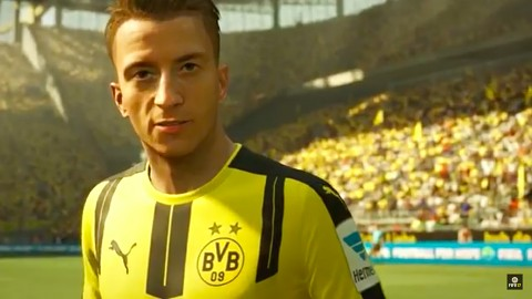 Fifa 17 - Trailer (Gamescom 2016)