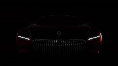 Vision Mercedes-Maybach 6 (Herstellervideo)
