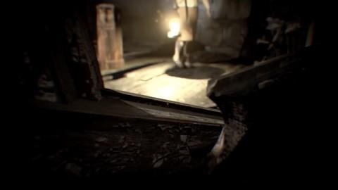 Resident Evil 7 Biohazard - Gameplay (Lantern)