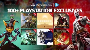 Playstation Now - Trailer (exklusive Spiele)