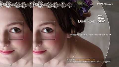 Canon EOS 5D Mark IV (Herstellervideo)
