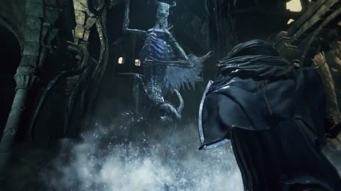 Dark Souls 3 Ashes of Ariandel - Trailer (deutsch)