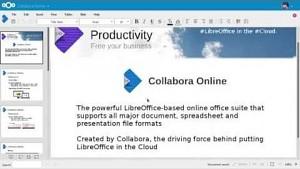 Collabora Online in Nextcloud
