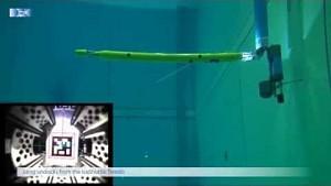 AUV Leng operiert autonom unter Wasser - DFKI