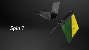 Acer Spin 7 - Trailer (Ifa 2016)
