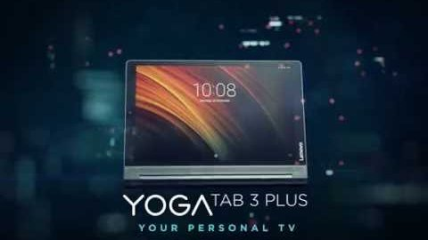 Lenovo Yoga Tab 3 Plus - Trailer