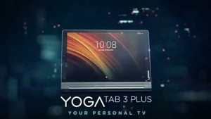 Lenovo Yoga Tab 3 Plus - Trailer