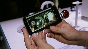 Alcatel 360 Camera angesehen (Ifa 2016)