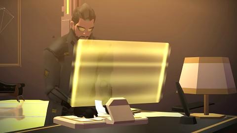 Deus Ex Go - Trailer (Launch)