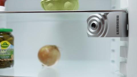 Mini Kühlschrank Liebherr : Liebherr smart kühlgeräte angesehen ifa video golem