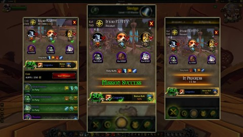 World of Warcraft - Trailer (Legion Companion App)