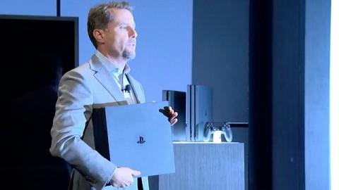 Sony präsentiert die Playstation 4 Pro