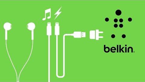 Belkin Lightning Audio Charge Rockstar - Trailer