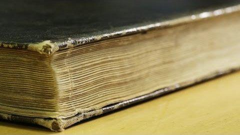 Ein Buch lesen, ohne es aufzuschlagen - MIT
