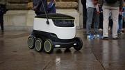 Lieferroboter von Starship Technologies - Bericht