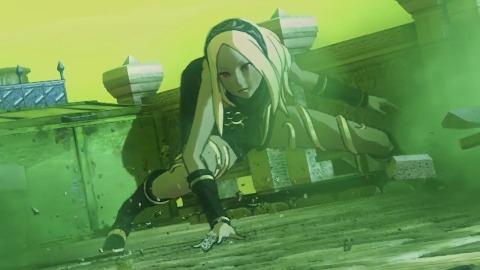 Gravity Rush 2 - Tokyo Game Show - Trailer