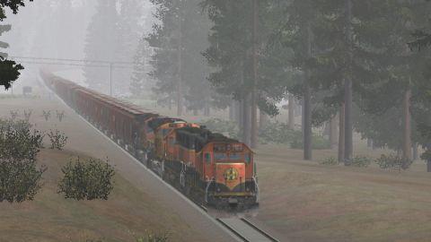 Microsoft Train Simulator - Trailer