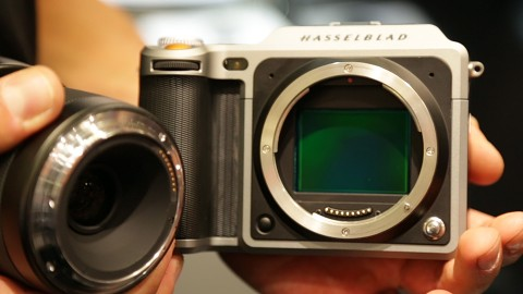 Hasselblad X1D - Hands on