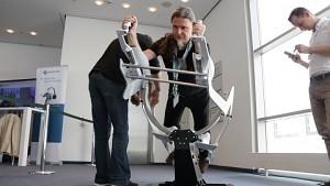 VR-Trainingsgerät Icaros ausprobiert