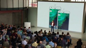 Google Pixel - Live-Demonstration