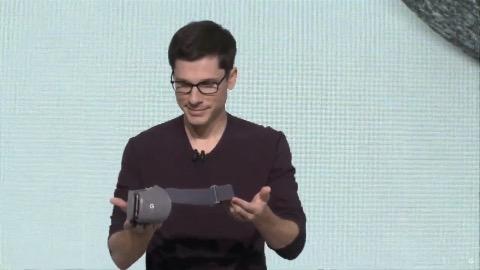 Google Daydream VR - Live-Demonstration